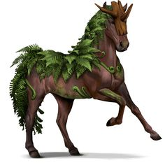 Plant Kingdom horses - Howrse