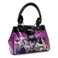 Disney Villains Tote Bag. Love this. But I don't see myself wearing this.