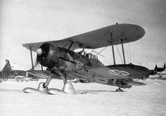 FAF Gloster Gladiator Mk. II