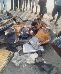A big container fell on keke Napep Four died while a woman was rescued She is in hospital currently. More story later. Latest Nigeria News, Container, Texture, Woman, Big, Fall, Crafts, Surface Finish, Autumn