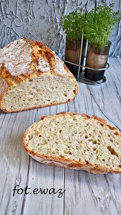 Ewa w kuchni: Chleb z płatkami ryżowymi