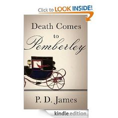 PD James picks up where Jane Austen left off in this quickly consumable but guiltily enjoyable murder mystery shaking up the world of Elizabeth and Mr. Darcy.  It can get you over any I've-just-watched-the-last-Downton-Abbey-episode depression.