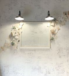 Simple and Salvaged Home Decor. The Little Burlap Barn. Brick Siding, Faux Brick Walls, Book Wall, Barn Lighting, Chalk Paint Furniture, Farmhouse Style Decorating, Warehouse, Vintage Items, Burlap
