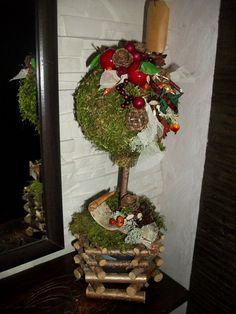 Drzewko nr 3 -moje dekoracje 2013