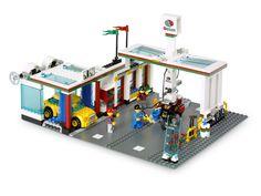 LEGO City 7993 Benzinestation