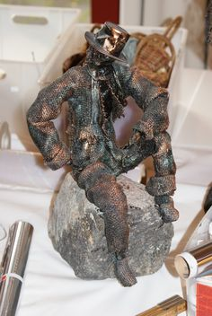 Image detail for -HotchPotch Ehhh??: Creative Weekend - Paverpol Sculptures