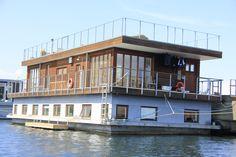 Houseboats in Copenhagen | by Northern Adventurer