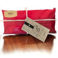 Root Chakra Pillow  Chakra: Root Chakra Trait: Courage Color: Red Fragrance(s): Cinnamon, Cloves, Black pepper