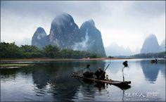 【新提醒】漓江烟雨 - 风姿摄影 - 桂林人论坛 - 桂林生活网