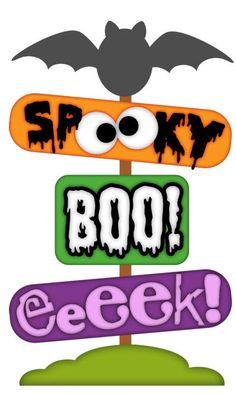 444 best halloween clip art images on pinterest halloween clipart rh pinterest com halloween clipart backgrounds halloween cliparts