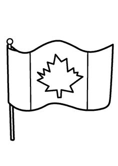 Canada day flag coloring pages for kids Flag Coloring Pages, Coloring Sheets, Coloring Pages For Kids, Coloring Books, Canada Day Flag, Canada Day Crafts, Painting For Kids, Rock Painting, Arts And Crafts Projects