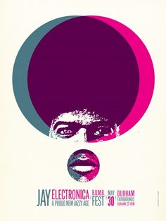 JAY ELECTRONICA: poster