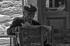 Reader - Anatoli, Larisa Photo Work, Planet Earth, Black And White Photography, Greece, Statue, World, Vintage, Black White Photography, Greece Country