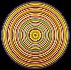 'Chromatic Accelerator', Claude Tousignant, 1967