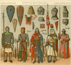 14TH CENTURY FRENCH KNIGHTS ARMOR