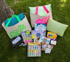 Inside the Crafting Community gift bag