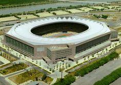 Estadio olimpico de Sevilla