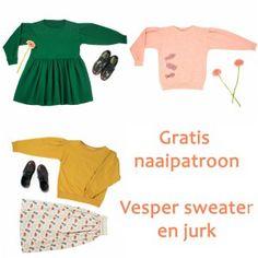 New dress pattern sewing fabrics ideas Childrens Sewing Patterns, Dress Sewing Patterns, Sewing Patterns Free, Clothing Patterns, Pattern Sewing, Sewing Kids Clothes, Sewing For Kids, Kids Clothing, New Dress Pattern