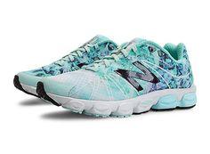 Heidi klum for new balance running shoes