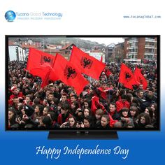 A very #Happy #IndependenceDay to everyone in #Albania.