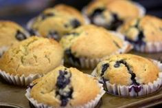 Homemade blueberry muffins - Peter Anderson / Getty Images