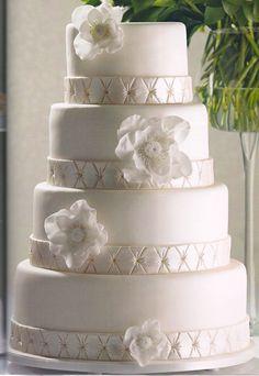 Seleção traz 100 bolos de casamento que dão até dó de comer