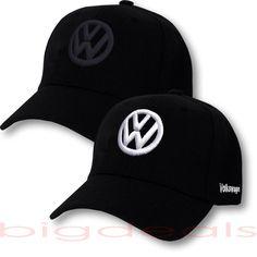 VW Volkswagen Logo Cap GTI R32 Golf R Beetle Jetta Emblem Embroidered Hat eef208ff4d6f