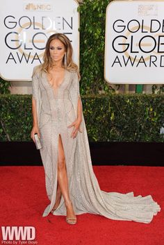 Queen #JLO !! Perfection on the red carpet! Always kills it!