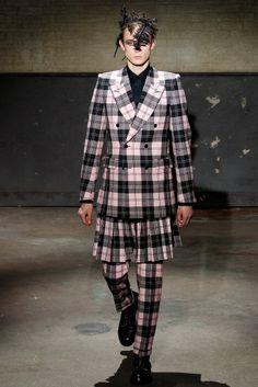 Alexander McQueen Fall 2014 Menswear Best Looks