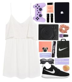 """Mexico DF"" by untake-n ❤ liked on Polyvore featuring MANGO, Nicole Miller, Dorothy Perkins, Givenchy, MollaSpace, NIKE, OPI, claire's and The New Black"