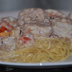 Cheesecake Factory Shrimp Scampi - I made this last night! - Even KG said it was AWESOME!