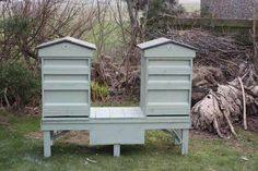 Beehives are Here - A Simple Life of Luxury