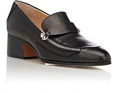 Chloé Zipper-Embellished Loafers - Loafers - Barneys.com