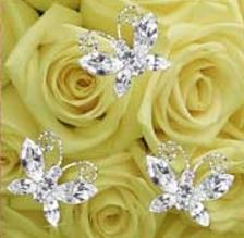 Butterfly Bouquet Jewelry - Set of 3