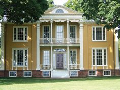 Boscobel House and Gardens in Garrison, NY