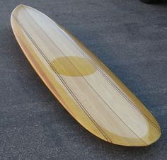 CHAMBERED BALSA HORNET – GC2128 | the COOPERFISH SURFBOARDS blog
