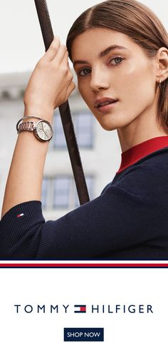 'Tis the season for a Tommy Hilfiger watch Tommy Hilfiger Watches, Tommy Hilfiger Women, Kristina Pimenova, Ideal Beauty, Crop Top Outfits, Working Woman, Portrait Photo, Fashion Outfits, Fasion