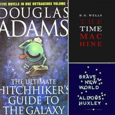 10 Sci-Fi Book Classics You Need To Read Before You Die!