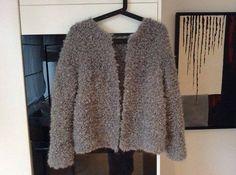 Strikket med dobbeltrå puddelgarn 2014 Sweaters, Fashion, Moda, La Mode, Sweater, Fasion, Fashion Models, Trendy Fashion