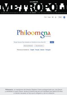 Philomena (The Movie)