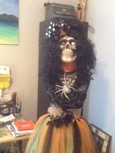 Miss halloween 2014