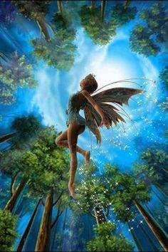 40 Beautiful Fairy Art By Anne Stokes Fairy Dust, Fairy Land, Magical Creatures, Fantasy Creatures, Fantasy Kunst, Fantasy Art, Elfen Fantasy, Fairy Wallpaper, Fairy Pictures