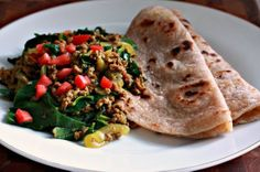 Sukuma Wiki by The Noshery, via Flickr- this looks yummy want to make it with ground turkey