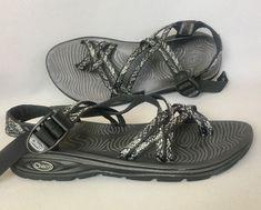 9f99709b7091  112 Chaco Women size 10 EU 41 Ecothread Multi Strap Sandals Shoes Comfort  Walk  Chaco