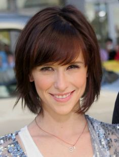 Medium Short Hairstyles with Diamond Shaped Faces 2014