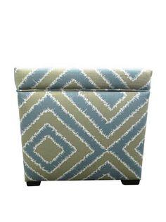 52% OFF Sole Designs Tami Storage Ottoman, Nouveau Capri #home #Home