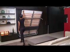LGM | Resource Furniture | Wall Bed Systems - YouTube