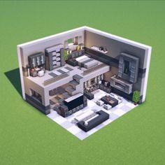 Modern Minecraft Houses, Minecraft House Plans, Minecraft Cottage, Minecraft Mansion, Minecraft House Tutorials, Minecraft Room, Minecraft House Designs, Minecraft Tutorial, Minecraft Blueprints