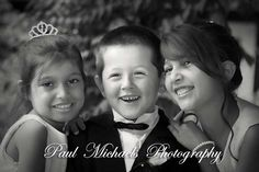 Page boy with flower girls.  Wedding photography in Wellington, New zealand. Pictures by PaulMichaels photographers http://www.paulmichaels.co.nz