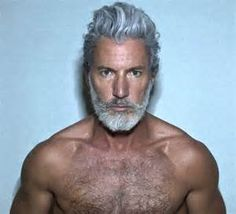Grey, Old men and Beards on Pinterest